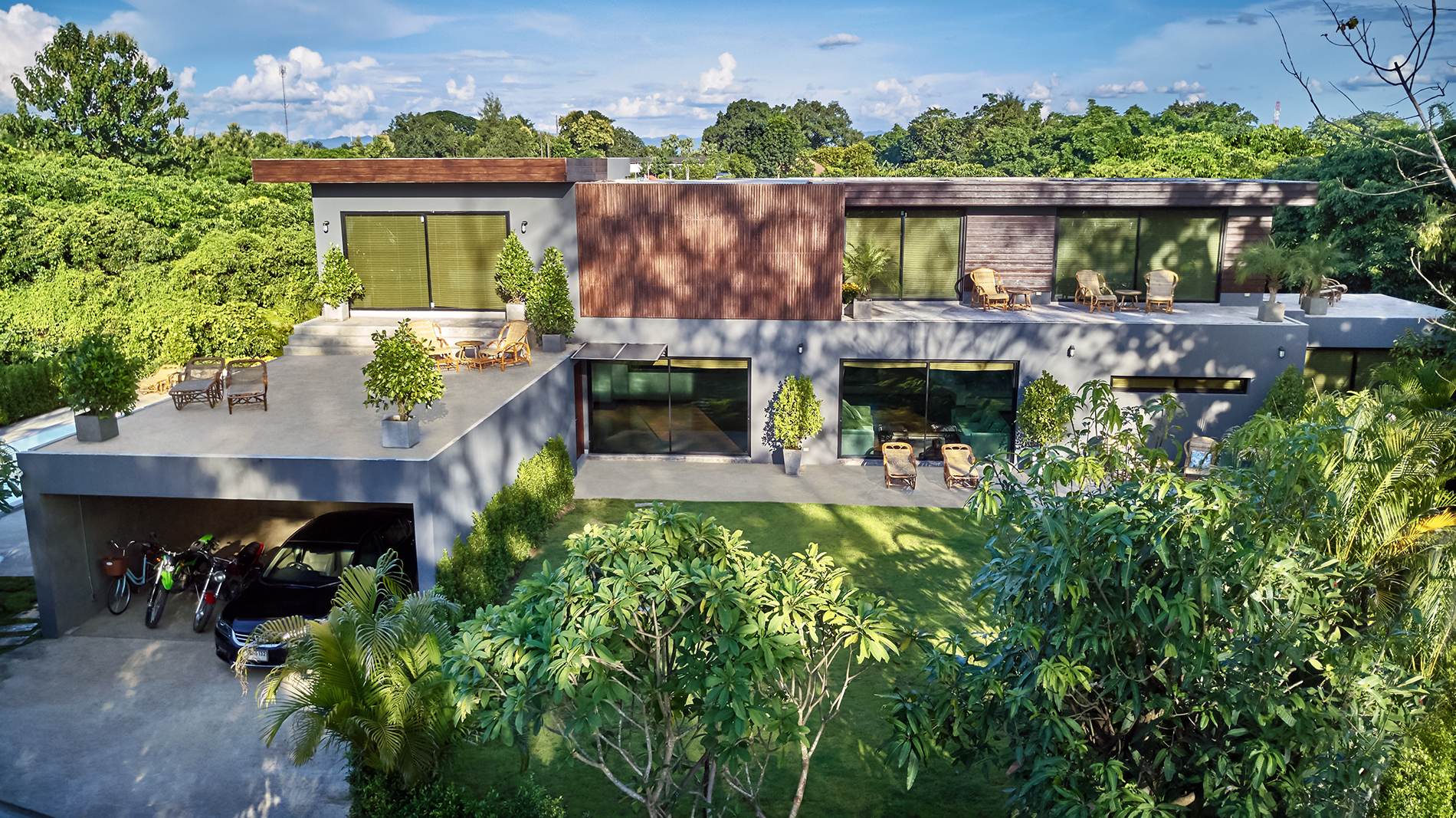 Chiang Mai Luxury Villa For Sale | Thailand Luxury Real Estate