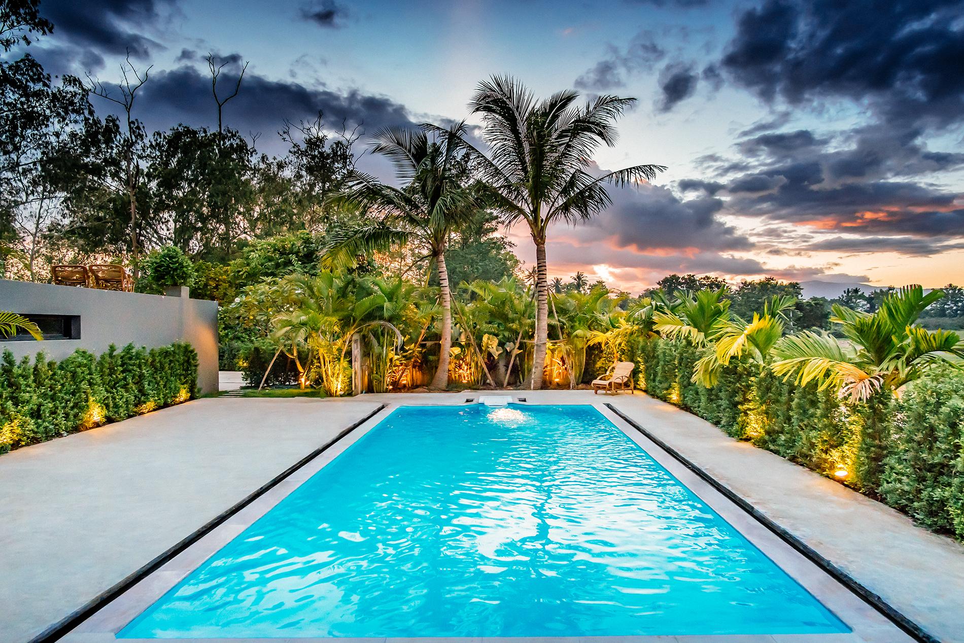 Thailand Luxury Real Estate Development Company | Swimming Pool Image