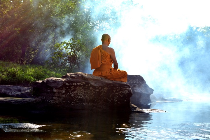 YOGA, MEDITATION & TEMPLES