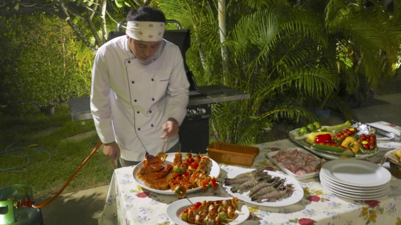 Natural Villas | Chiang Mai Luxury Private Pool Villa | BBQ Party Private Chef