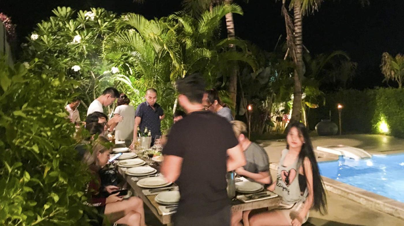 Natural Villas | Chiang Mai Luxury Private Pool Villa | BBQ Party