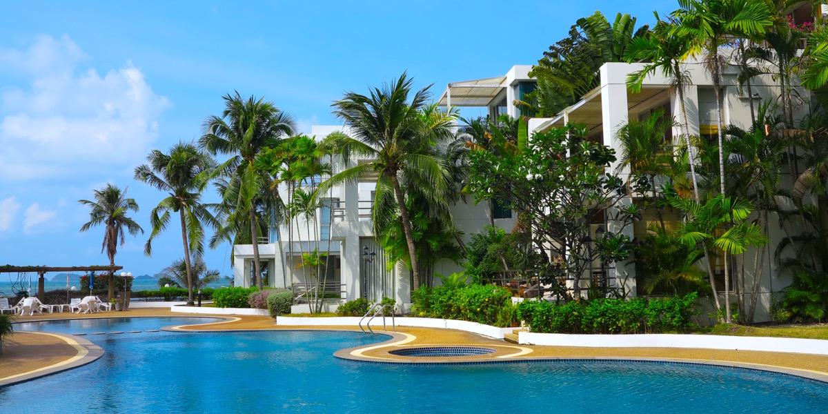 Natural Villas | Front Samet Beach House | Main Banner Slide Show Pic 2