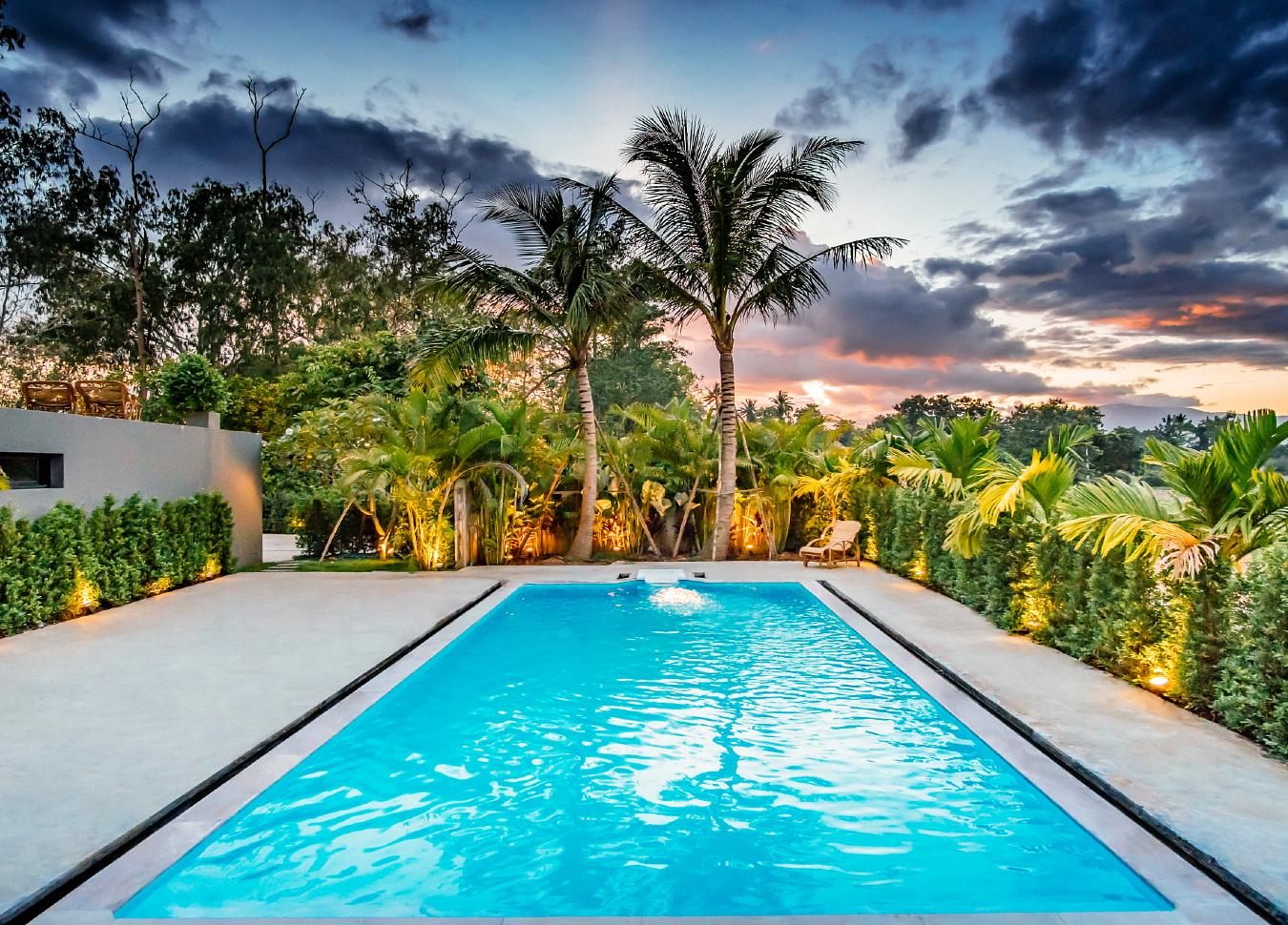 Chiang Mai Luxury Private Pool Villa _ Main Header Slideshow _ MOBILE 02