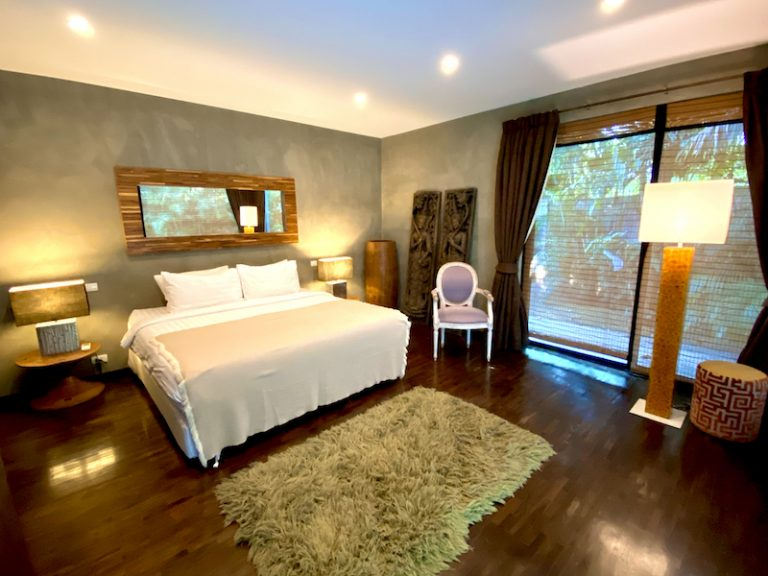 Chiang Mai Monthly Rental Promotion 2021 | Bedroom 1 Image