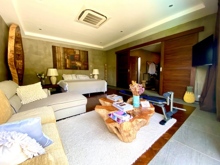 Chiang Mai Monthly Rental Promotion 2021 | Bedroom 2 Image