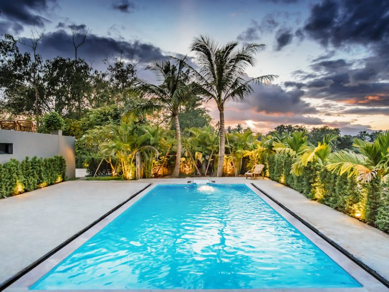 Chiang Mai Monthly Rental Promotion 2021 | Pool Image